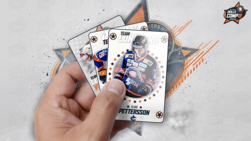 Elias Pettersson will make one more appearance with the Växjö Lakers