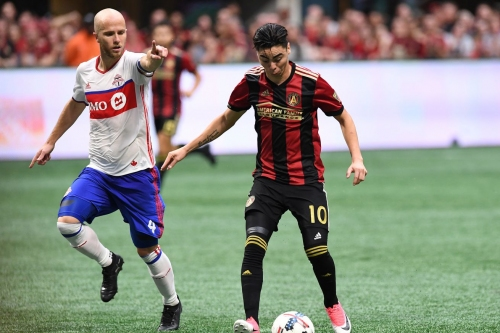 Atlanta match a chance for Toronto FC to prove they are truly back