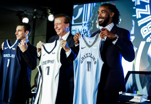 Memphis Grizzlies had a pretty good offseason, but it still feels like an 'awkward year'