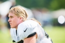 Alex Anzalone's coverage ability key to his case for playing time in crowded Saints linebacker room