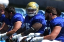 UCLA football opens training camp with position battles beyond just QB