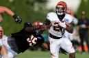 Cincinnati Bengals day at camp: Defensive line excels in full pads, live tackling