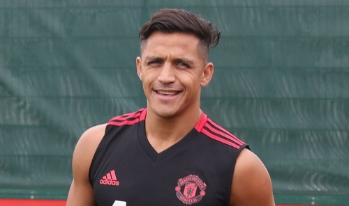 Alexis Sanchez absent from Manchester United's squad for Brighton clash