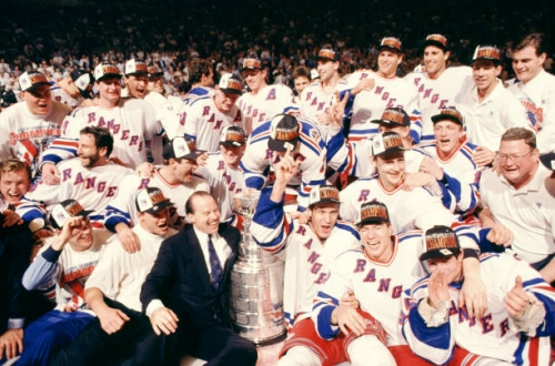Franchise Best: New York Rangers 1993-94 Season