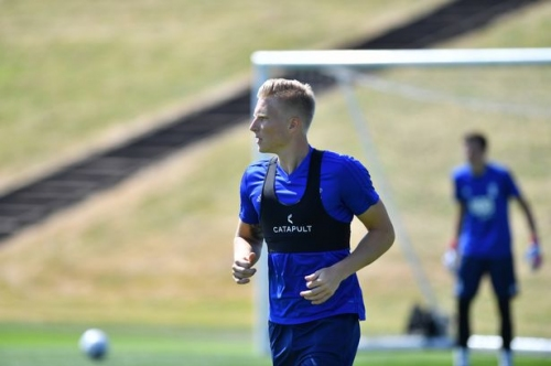 Garry Monk names two debutants as Birmingham City kick-off against Norwich City