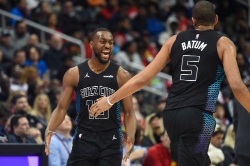 Hornets Lineup Series: The starting five