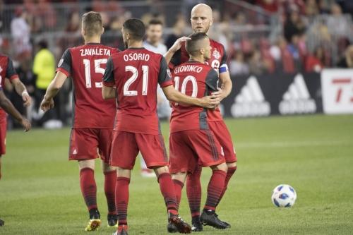 Predicting Toronto FC's lineup against Atlanta United