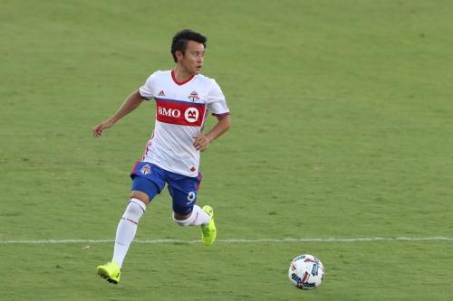 Tsubasa Endoh signs USL deal with Toronto FC II