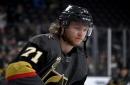 Vegas Golden Knights Re-Sign RFA William Karlsson