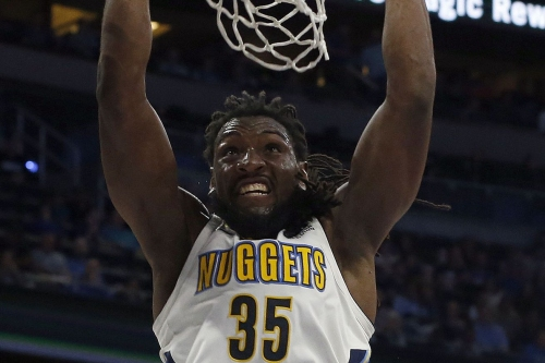 Will Kenneth Faried be this year's version of DeMarre Carroll?