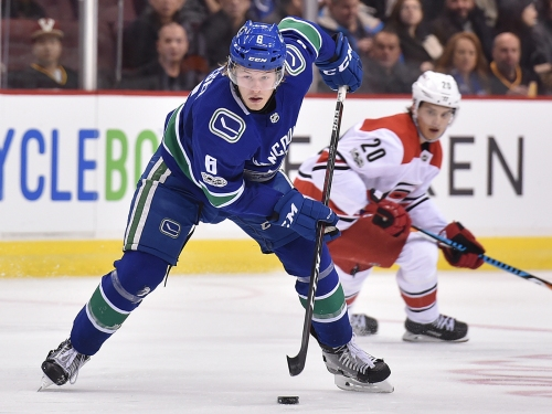 The Paper Feature: The Canucks can't expect a quick return to the playoffs