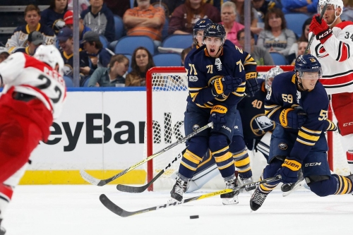What did the Hurricanes Get for Jeff Skinner?