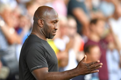 Darren Moore on the Bolton defeat - and the futures of Rondon, Dawson and Chadli