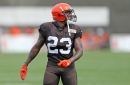 Browns' Damarious Randall will give away jerseys soon, just not the 1.1 million he promised