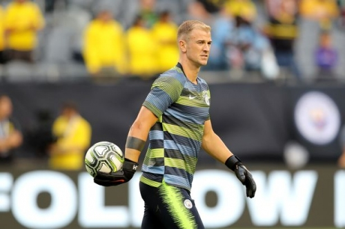 Joe Hart 'given golden handshake' to complete Burnley transfer by Manchester City