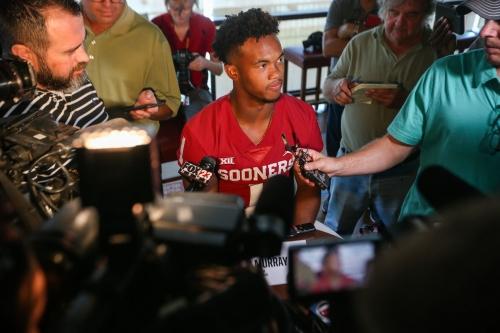Oklahoma football: Kyler Murray's path to professional baseball means one last football season in 2018, per report