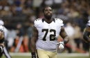 Saints' Armstead flooring teammates with better health, form