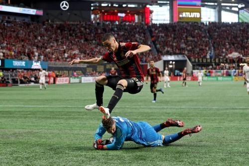 Rate the Reds: Atlanta United 2-2 Toronto FC