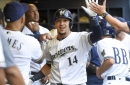 Brewers 8, Rockies 4: Rox can't dig out of early hole in Milwaukee