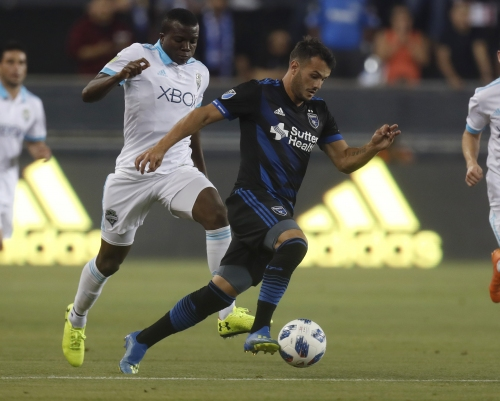 Streak ender: Earthquakes take it out on first-place Dallas