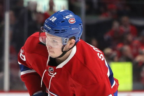 Links: Nikita Scherbak is determined to take a permanent roster spot