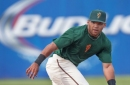 Justin Twine and the Marlins 2014 MLB draft class