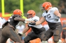 Larry Ogunjobi leans on Geno Atkins, texts with Aaron Donald in quest to be the best