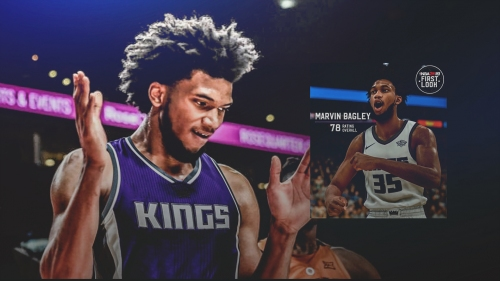 Marvin Bagley finds his NBA 2K19 rating laughable