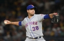 Mets place Anthony Swarzak on the DL, recall Jacob Rhame
