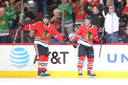 Blackhawks Top 25 Under 25 for 2018-19: The complete rankings