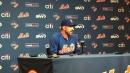 NY Mets' manager Mickey Callaway explains Anthony Swarzak's injury