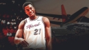 Heat's Hassan Whiteside says Africa trip was life changing