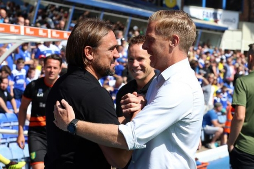 Norwich City boss Daniel Farke makes this claim after dramatic draw at Birmingham City