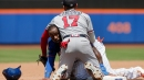 Nick Markakis' homer in 10th gives Braves series in New York