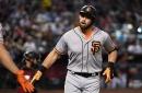 Longoria's go-ahead homer powers Giants to first winning road trip in 2018