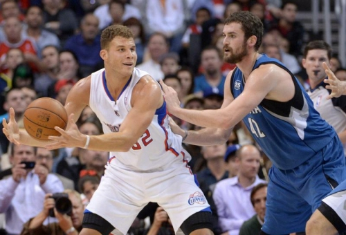 Pistons mailbag: Who was better at peak? Blake Griffin or Kevin Love?