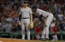 Yankees fall in extra innings, get swept by Red Sox to cap off atrocious weekend