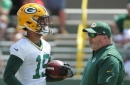 Consistency could elevate Equanimeous St. Brown in race for Packers' receiver snaps