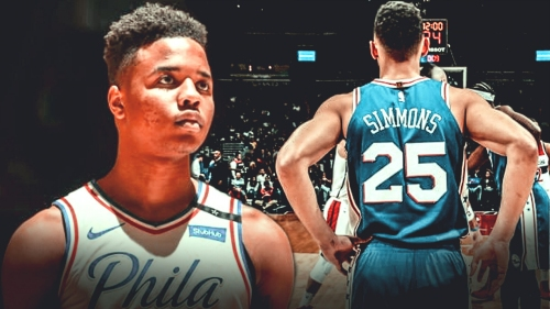 Markelle Fultz's progression could be better for Ben Simmons