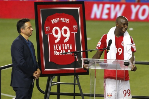 Links: New York Red Bulls No. 99 retired for Bradley Wright Phillips