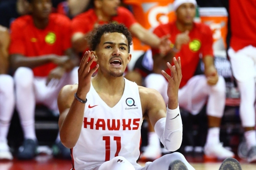 Trae Young lands 8th in ESPN Rookie of the Year forecast