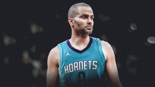 Tony Parker promises Hornets will give opponents 'hell'