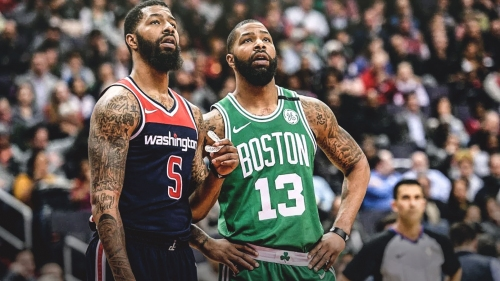 Morris twins Marcus, Markieff sign with Klutch Sports Agency ahead of blockbuster 2019 free agency
