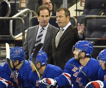 Capitals hire Arniel, Cashman as assistant coaches
