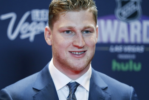 Avalanche's Nathan MacKinnon ranks among NHL's top-five centers