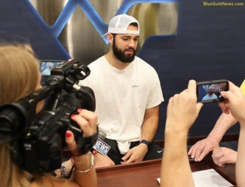 QB Will Grier Confident In WVU Run Game