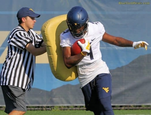 McKoy Prepares For WVU's Football Season Ahead