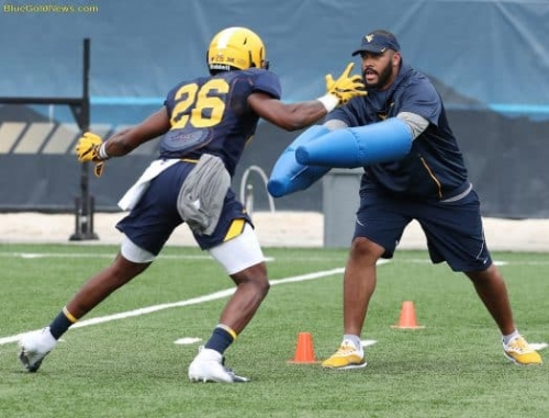 Day One Different For WVU Football Than The Past