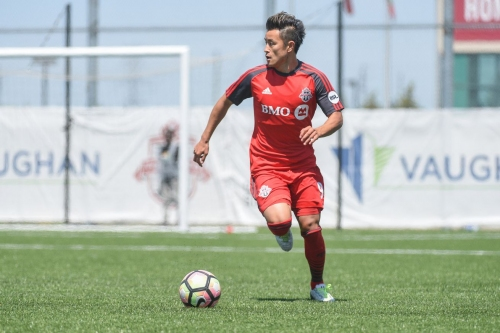 TFC II beaten by only goal of the game against Pittsburgh