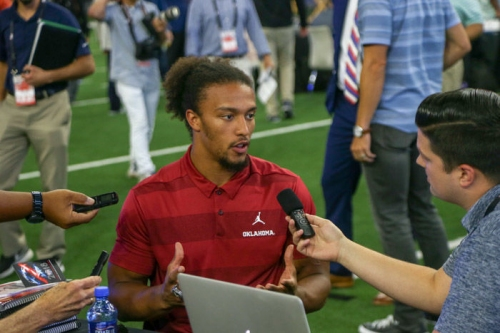 Oklahoma football: Three takeaways from Oklahoma's open practice session, offensive media availability